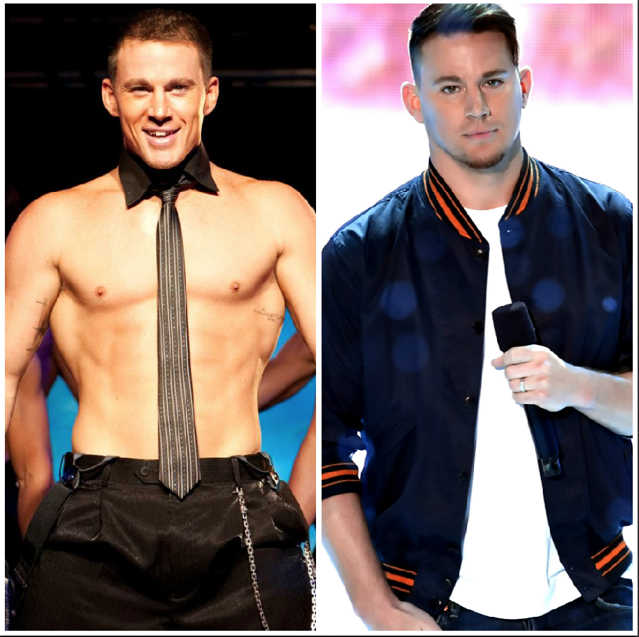 does channing tatum have a big dick