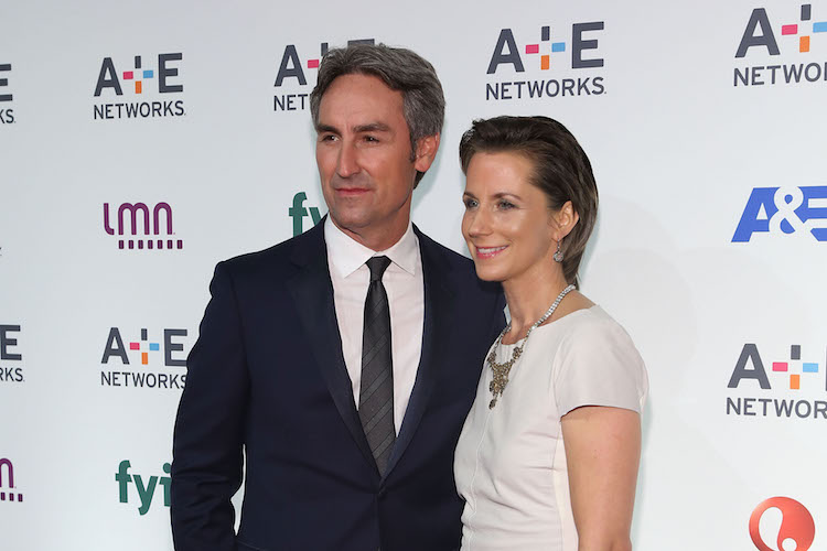 Is Mike Wolfe From American Pickers Married Meet His Wife Jodi Faeth