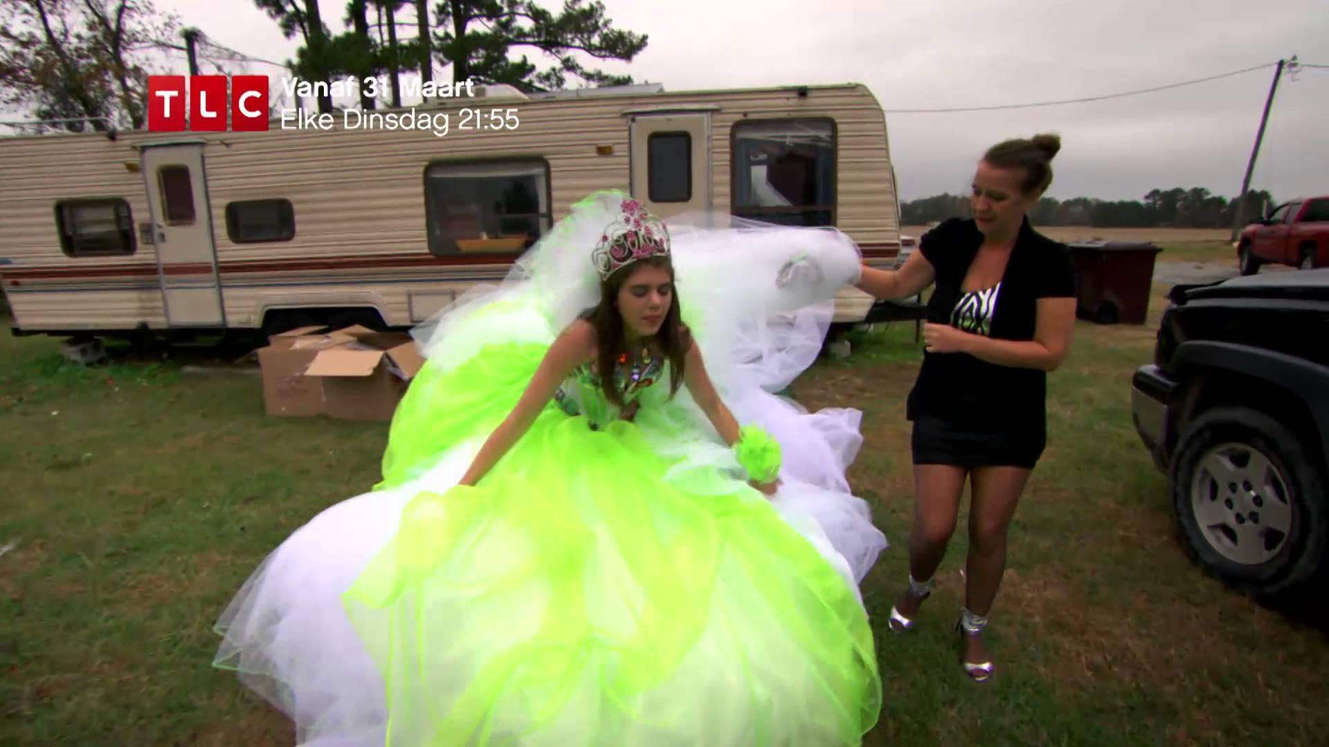 Romani Gypsy Wedding Dress