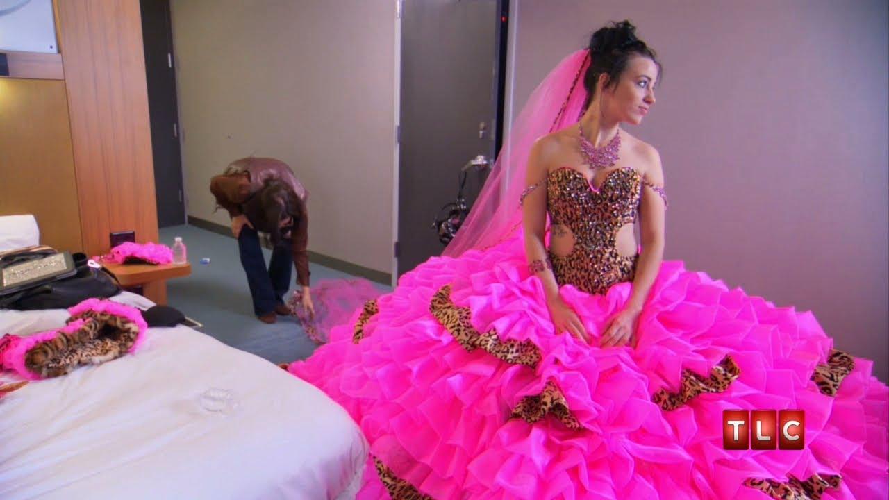 My Big Fat Gypsy Wedding Gowns