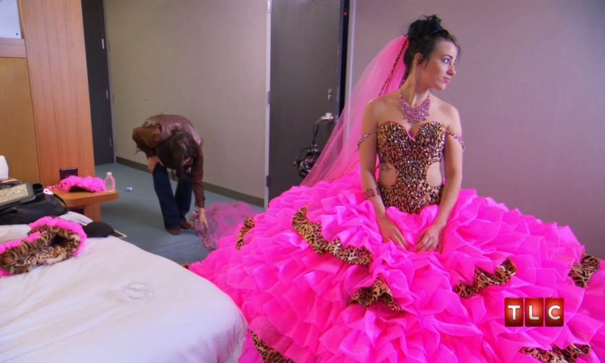 Is My Big Fat American Gypsy Wedding Fake Uh Yeah It All Is