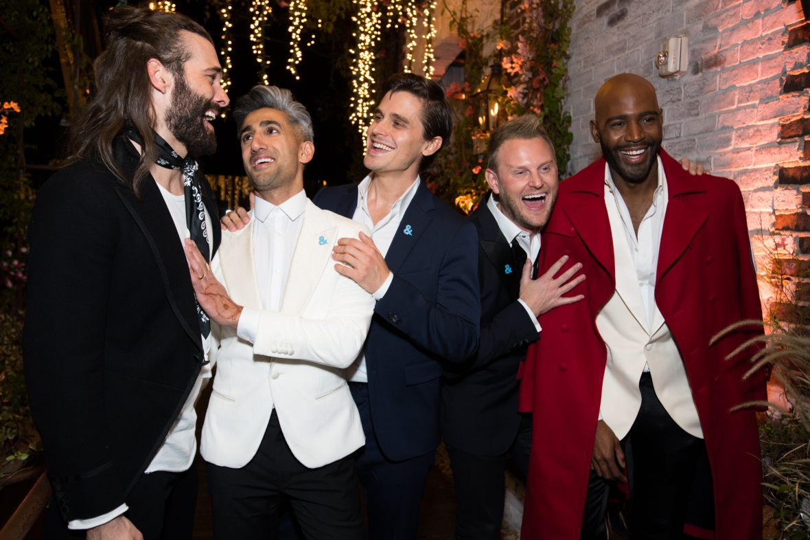queer eye netflix getty images