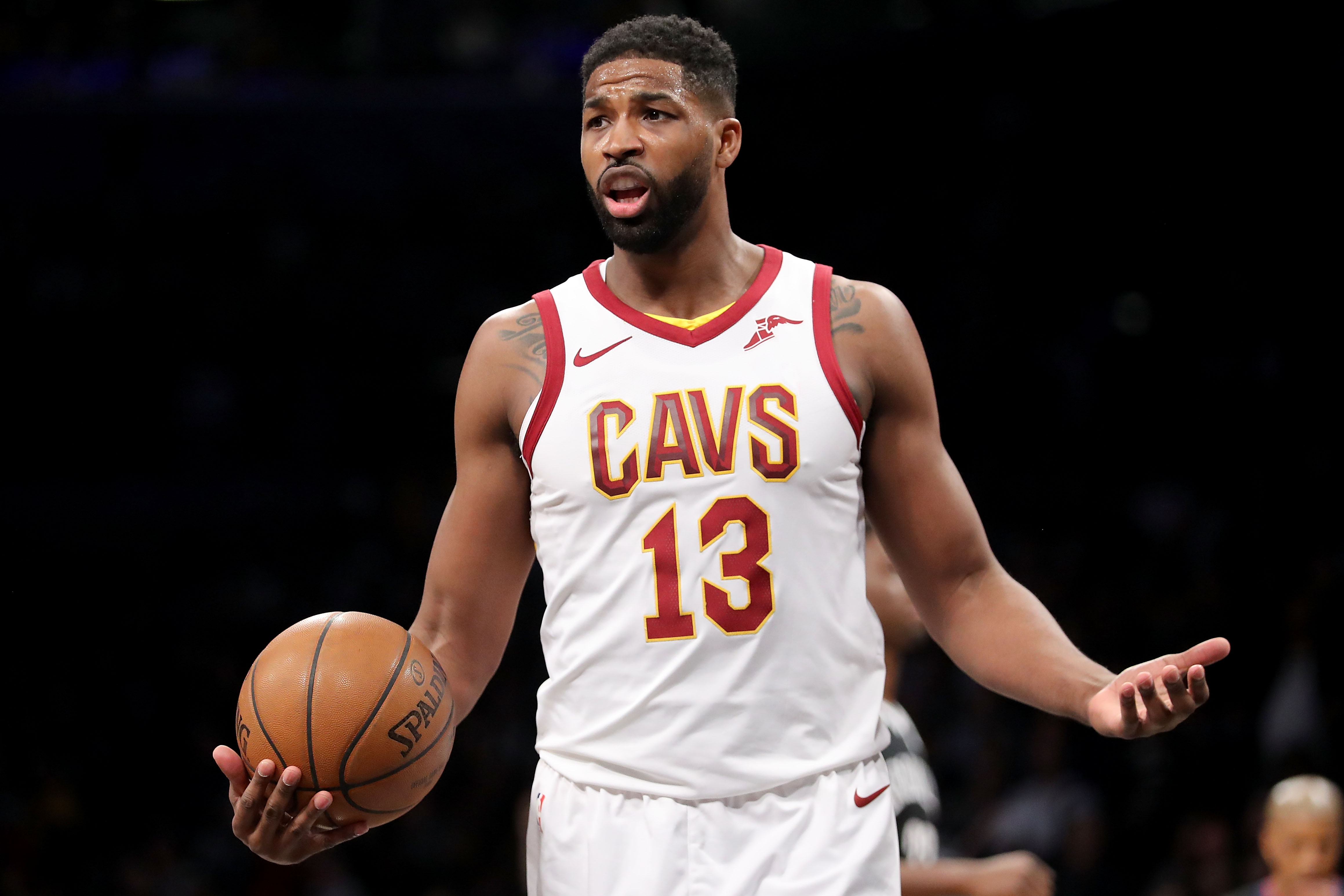 pictures This Is Apparently How Tristan Thompson Tried To Explain Away Those Cheating Videos