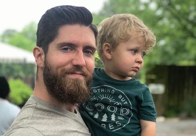 Ben Seewald and Son Henry Seewald