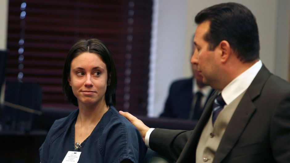 Why Casey Anthony Spent Only 2 Weeks in Prison After Getting a 4-Year Sentence