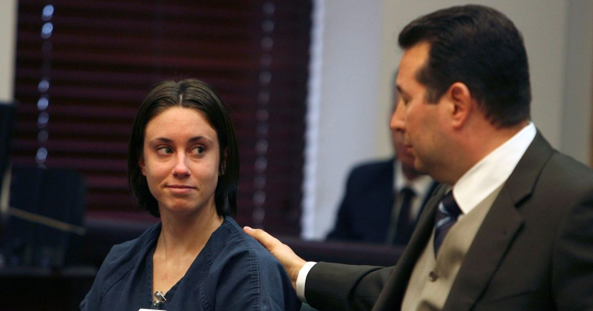 How long has Casey Anthony been in prison?  Inside her 4 year confinement