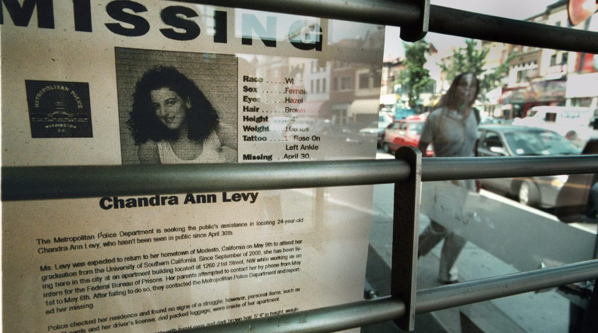 chandra levy - getty