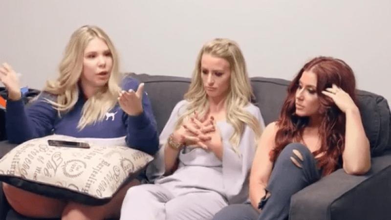 Chelsea Houska Skips Teen Mom 2 Reunion Following Fight REPORT