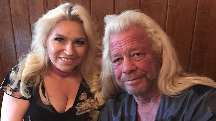 Dog The Bounty Hunter Gets A Tattoo Of His Wifes Name