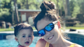 jenelle-evans-sick-daughter-plays-outside