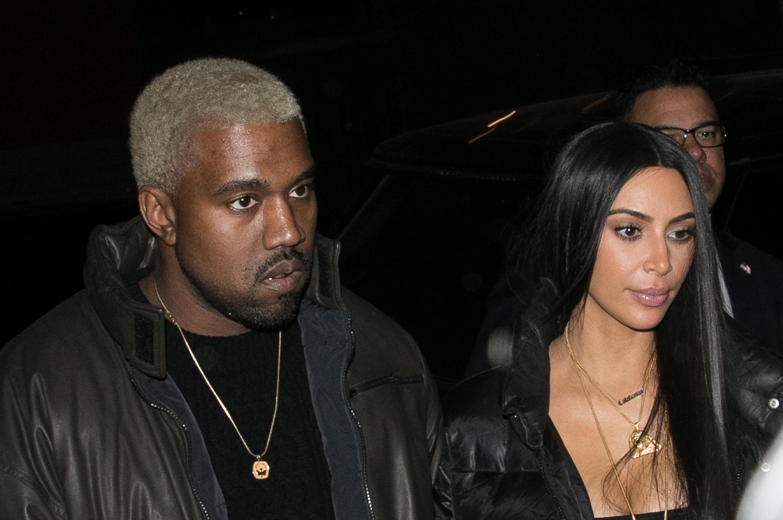 Kim Kardashian Is in Talks with Divorce Lawyers as Kanye's Breakdown Intensifies