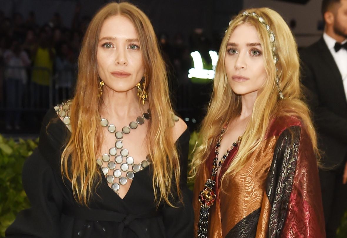 olsen twins met gala 2018