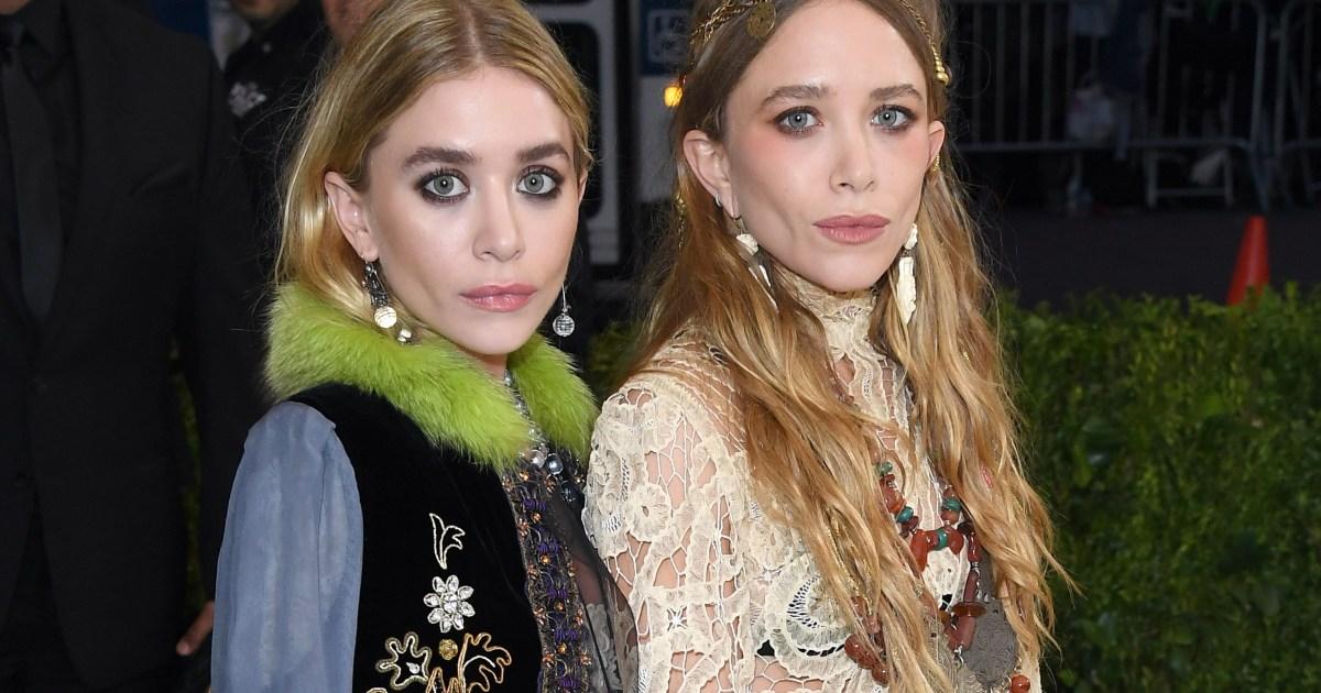 Olsen Twins Krank