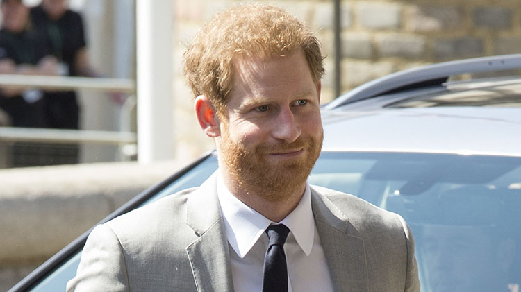 Girl who is hookup prince harry show