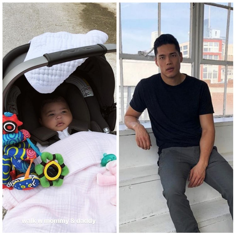 tim chung and stormi webster