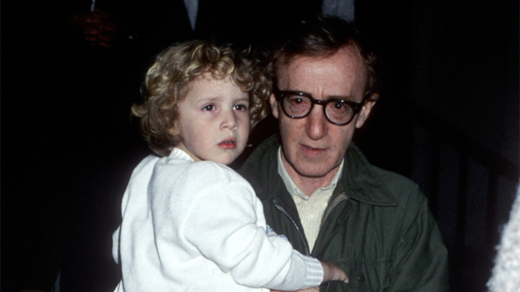 woody allen dylan farrow getty images