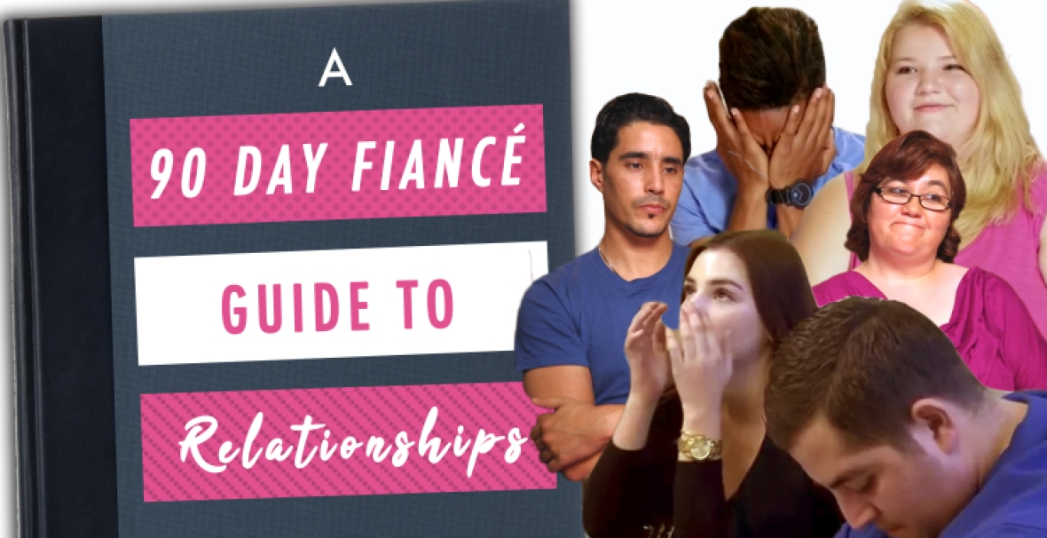 90 day fiance book poster