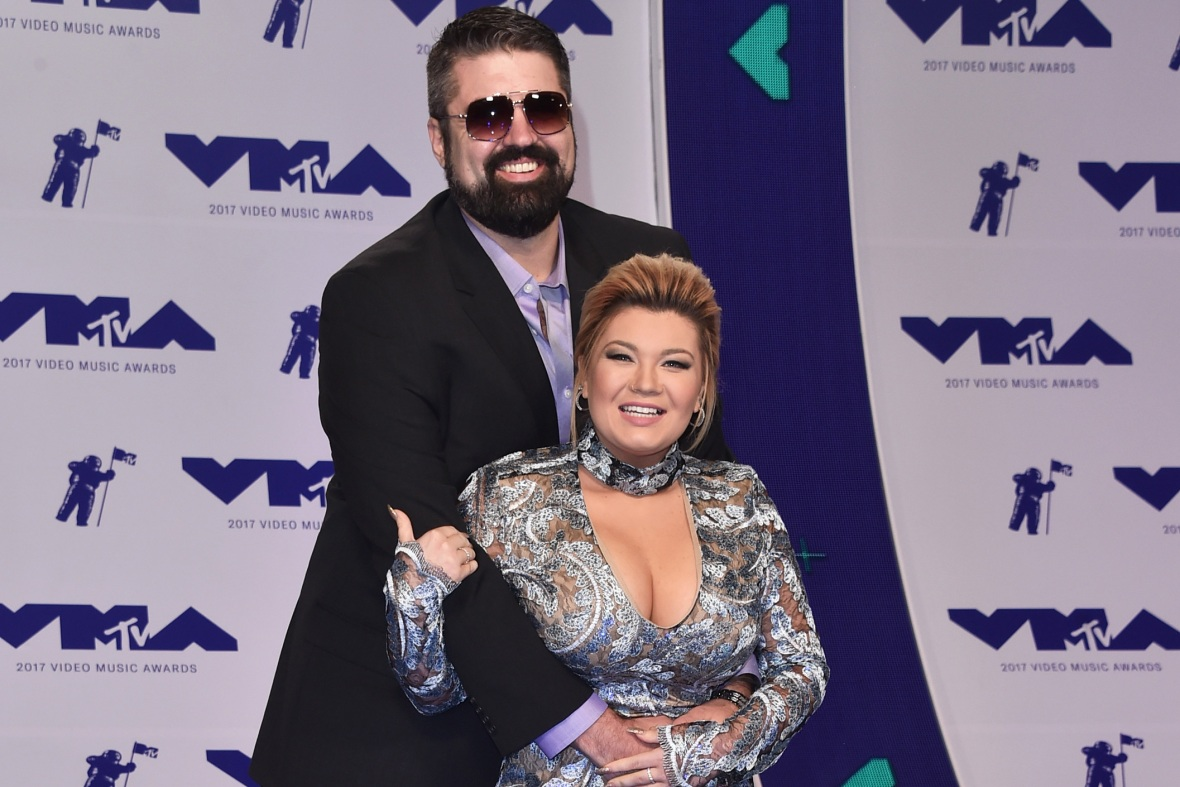 amber portwood andrew glennon getty images