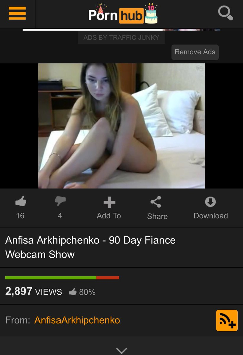 Anfisa arkhipchenko cam porn