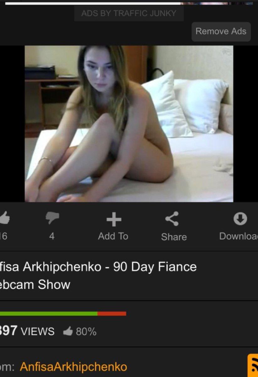90 day fiance anfisa webcam twitter