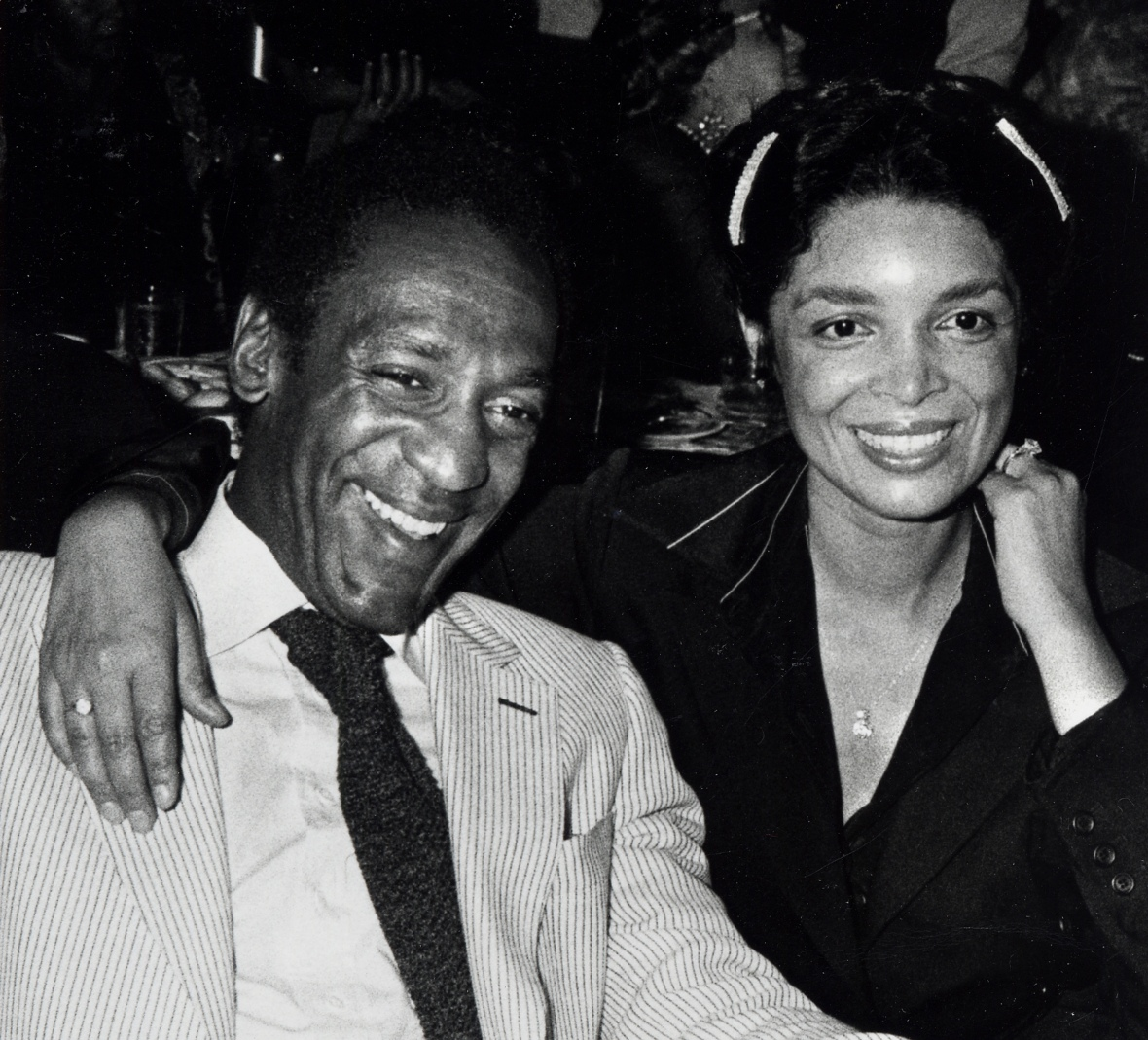 bill cosby and camille