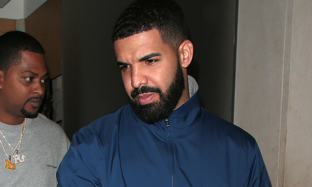 Drake Officially Confirms He Has a Son on New Track