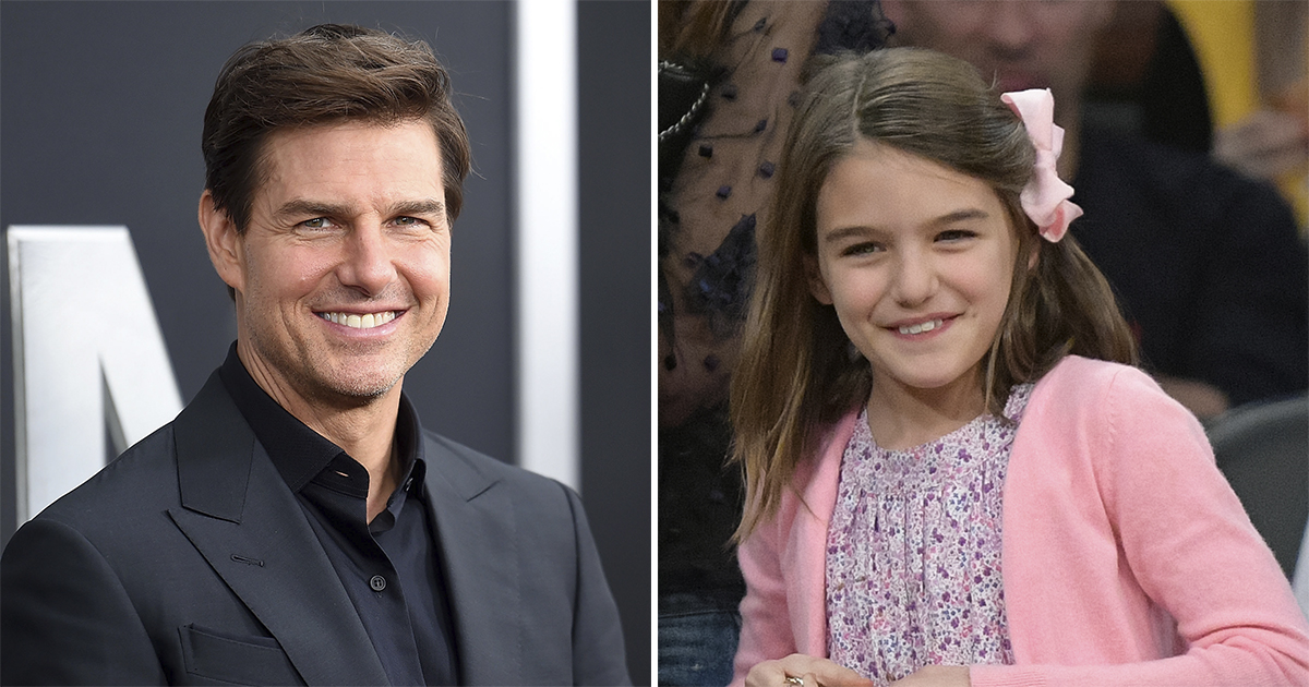 Does Tom Cruise See Daughter Suri Here S What We Know
