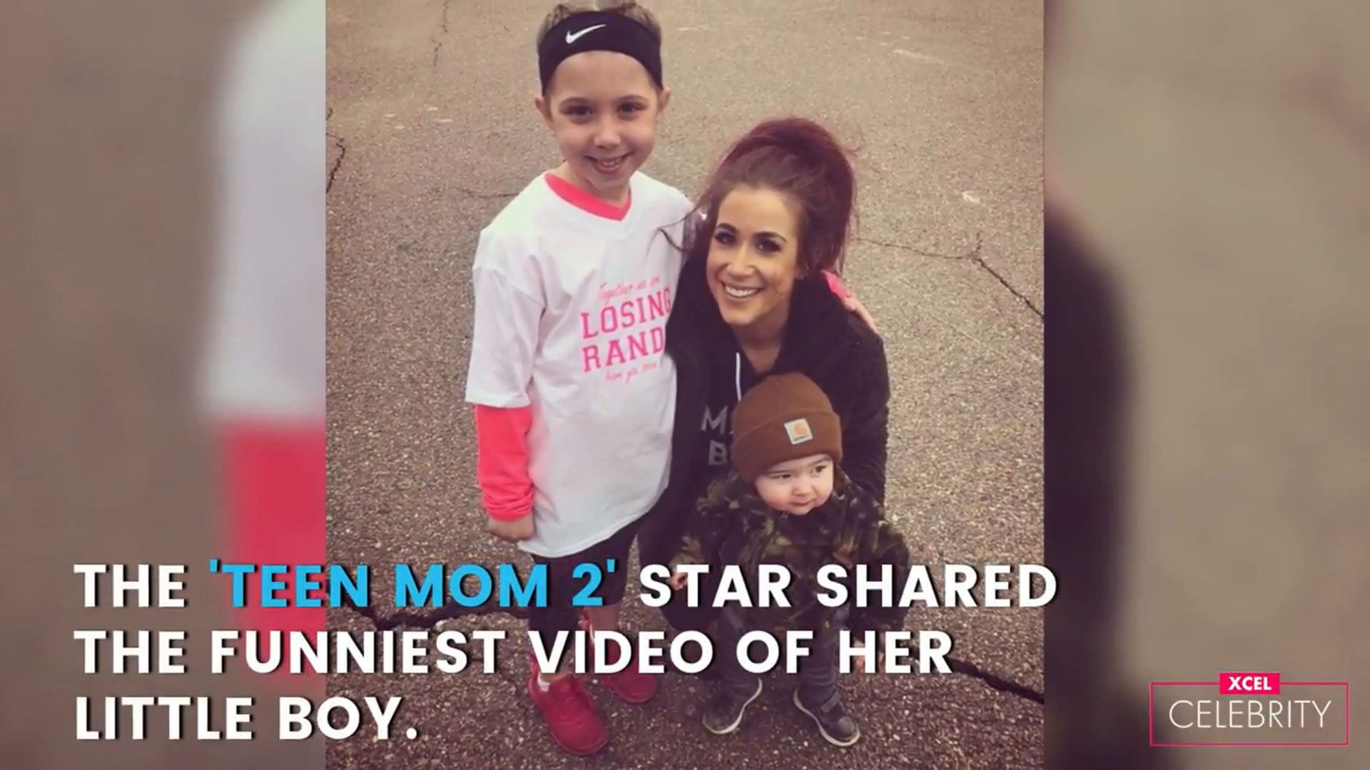 Chelsea Houska's Son Watson Makes the Cutest Facial Expressions