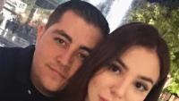 Jorge and Anfisa Take Selfie