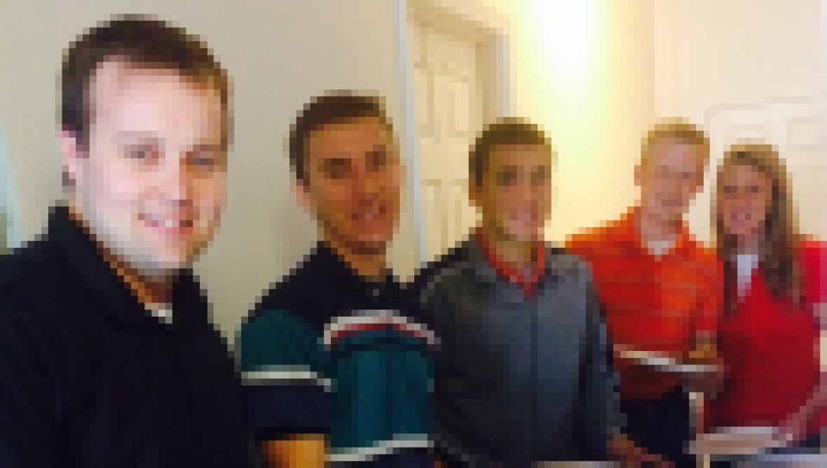 Josh Duggar With Anna Duggar's Brothers