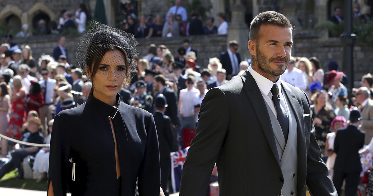 903e94fa3 David and Victoria Beckham Leading Separate Lives After 20 Years of  Marriage (EXCLUSIVE)