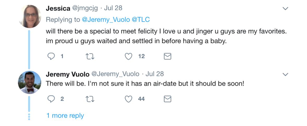 felicity nicole tlc special