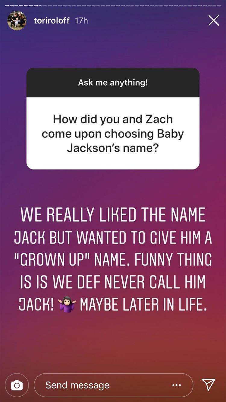 jackson roloff name