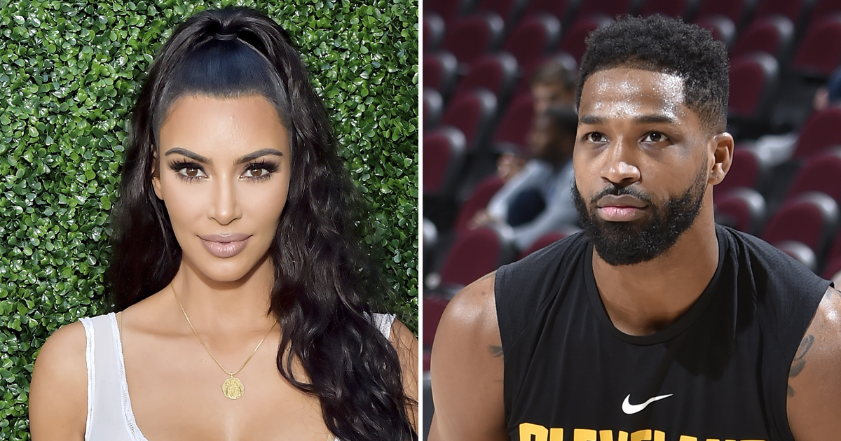 Kim Kardashian Says Tristan Thompson's Instagram Block Was