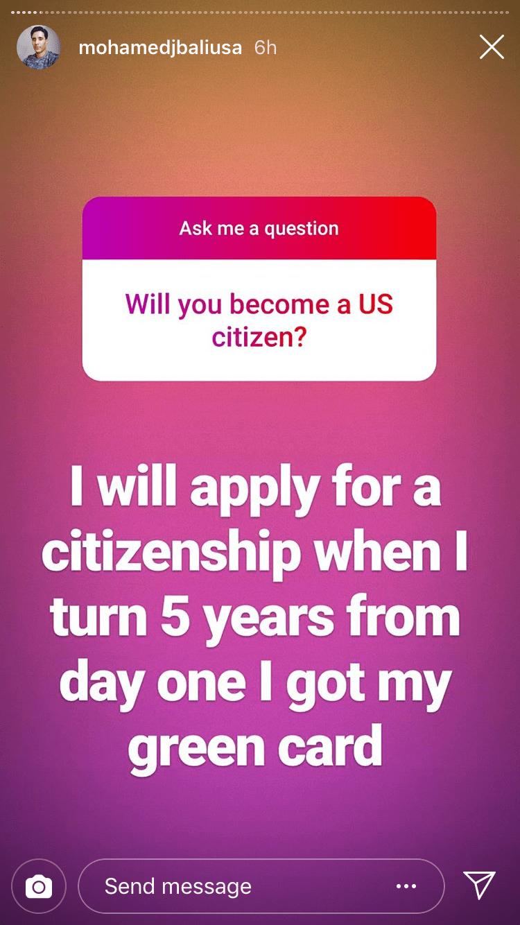 mohamed jbali citizenship