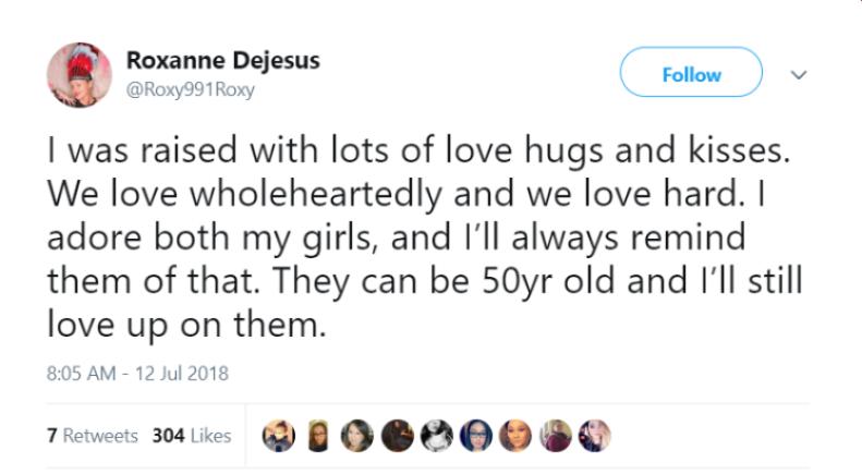 roxanne dejesus tweet