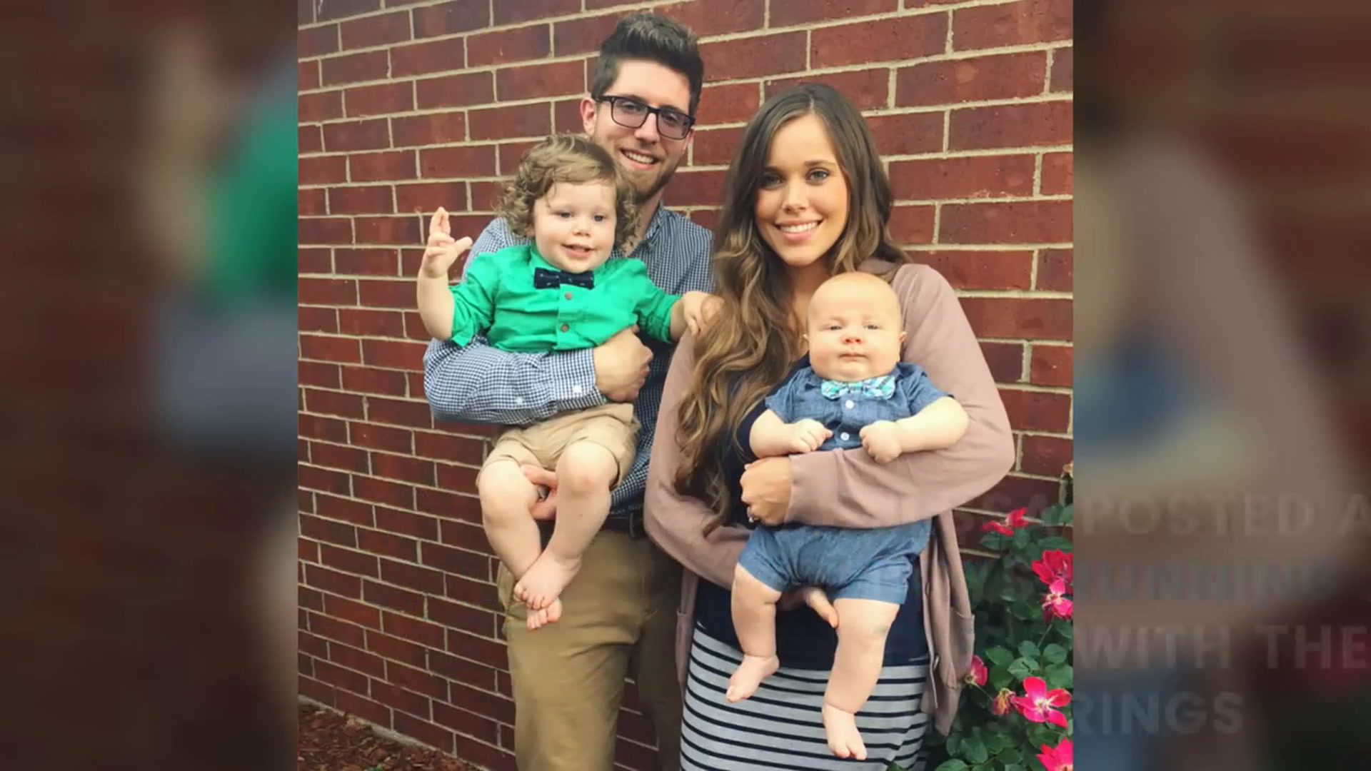Jessa Seewald Shares a Sweet Video of Her Sons' New Favorite Game