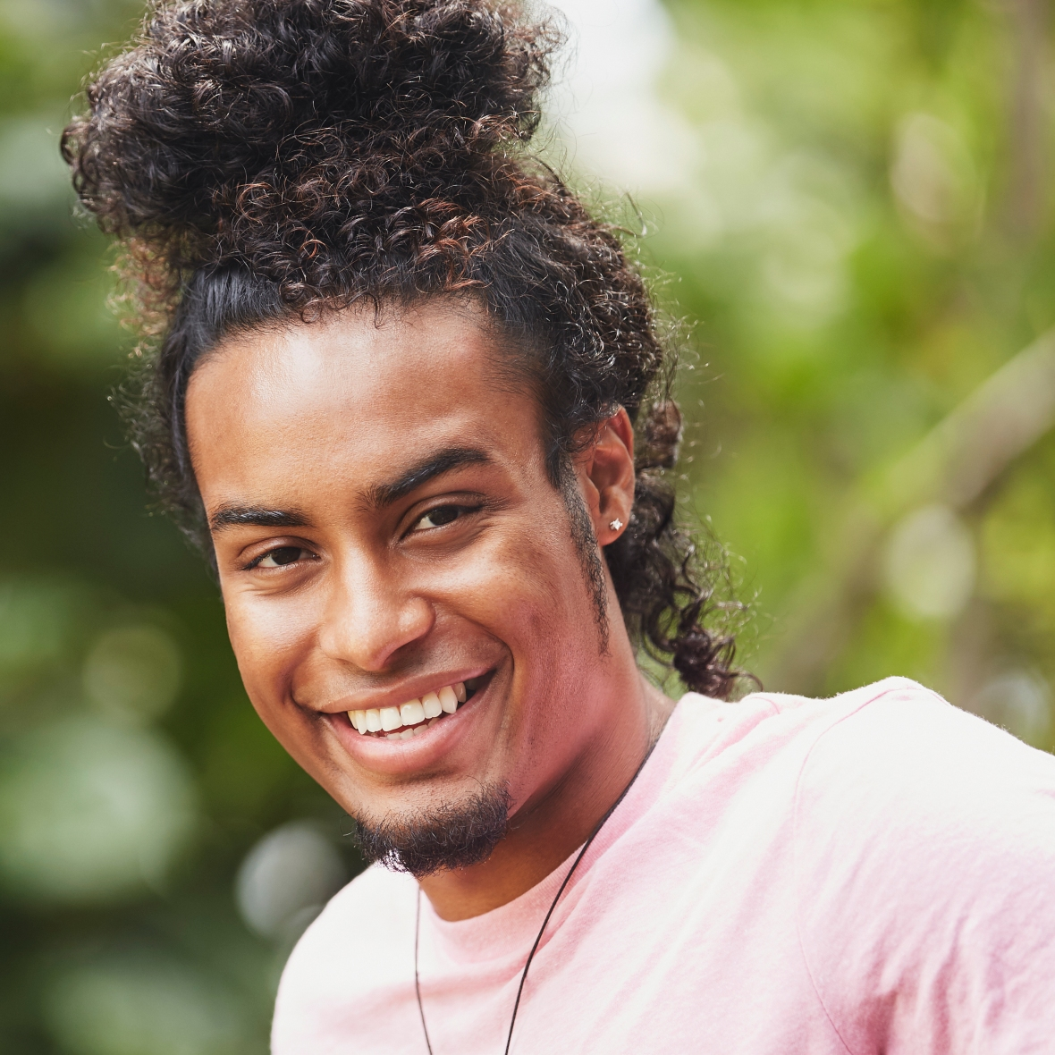 shamoy persad from are you the one season 7