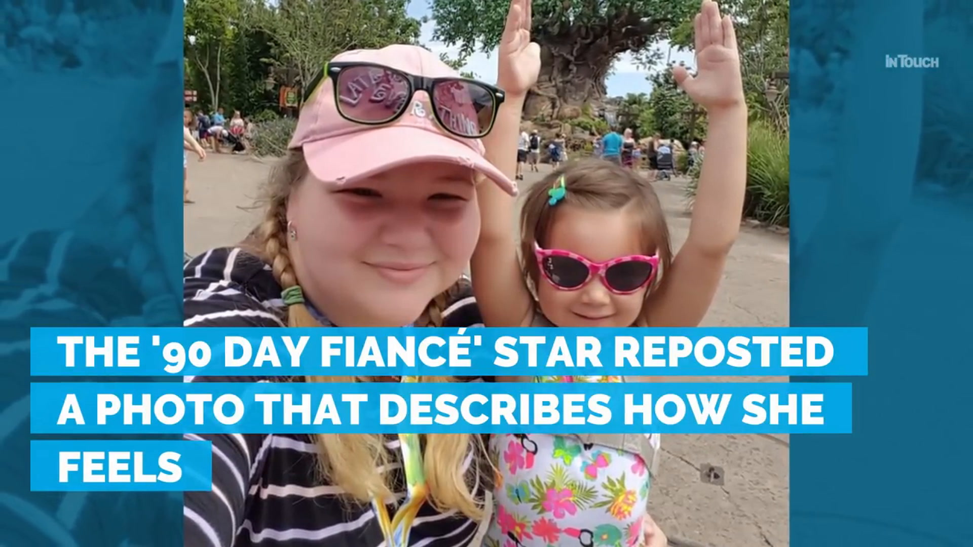 90 Day Fiance Star Nicole Nafziger Claps Back at Mom Shamers