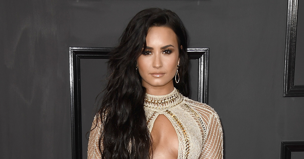 Demi Lovato Reflects On 2018 And Says She'll 'Never' Take Another Day For Granted