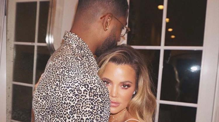 khloe tristan marriage