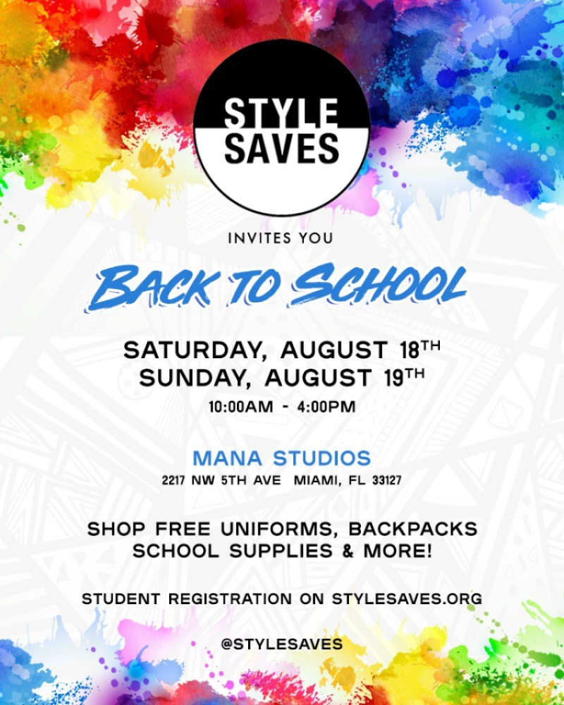 style saves event