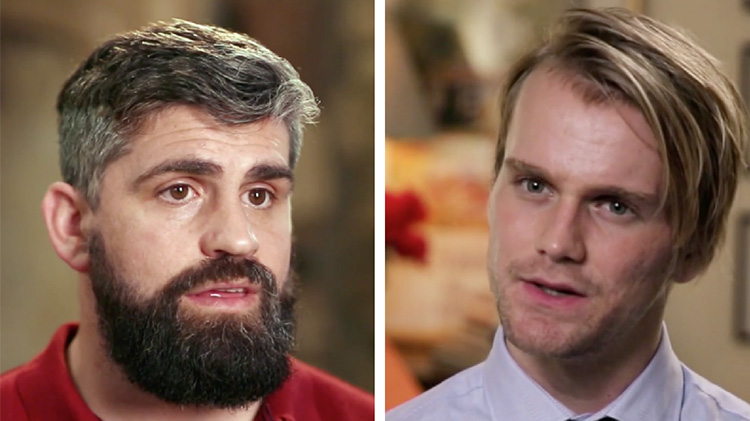 90 Day Fiancé: Jesse Claps Back at Jon Amid Ongoing Instagram Feud