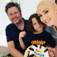 Blake Shelton Photos With Gwen Stefani's Kids