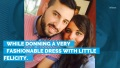 Jinger Duggar Rocks A Dress and Wedges With Jeremy's Family's