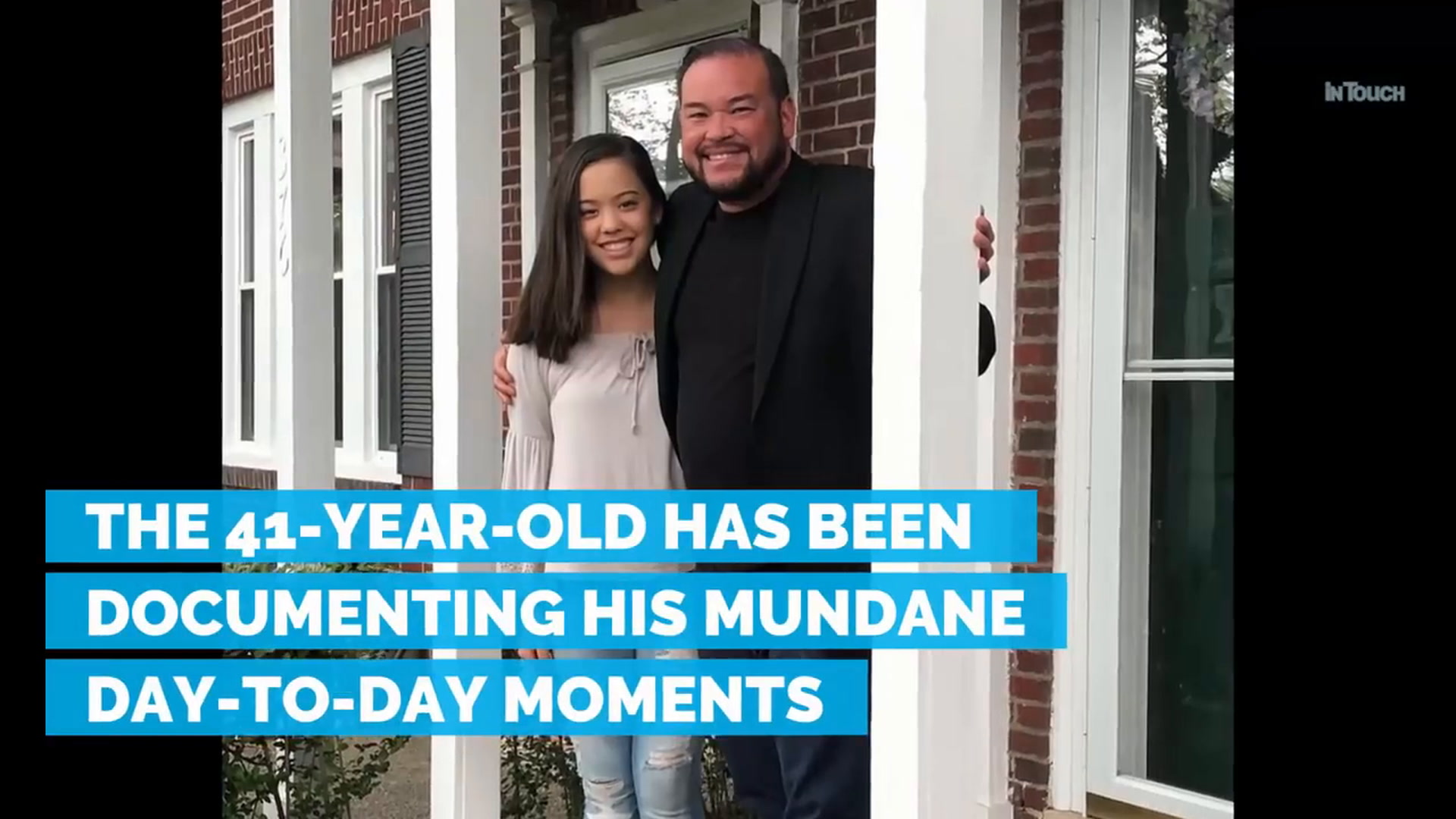 Jon Gosselin Is Loving Dad Life So Much RN
