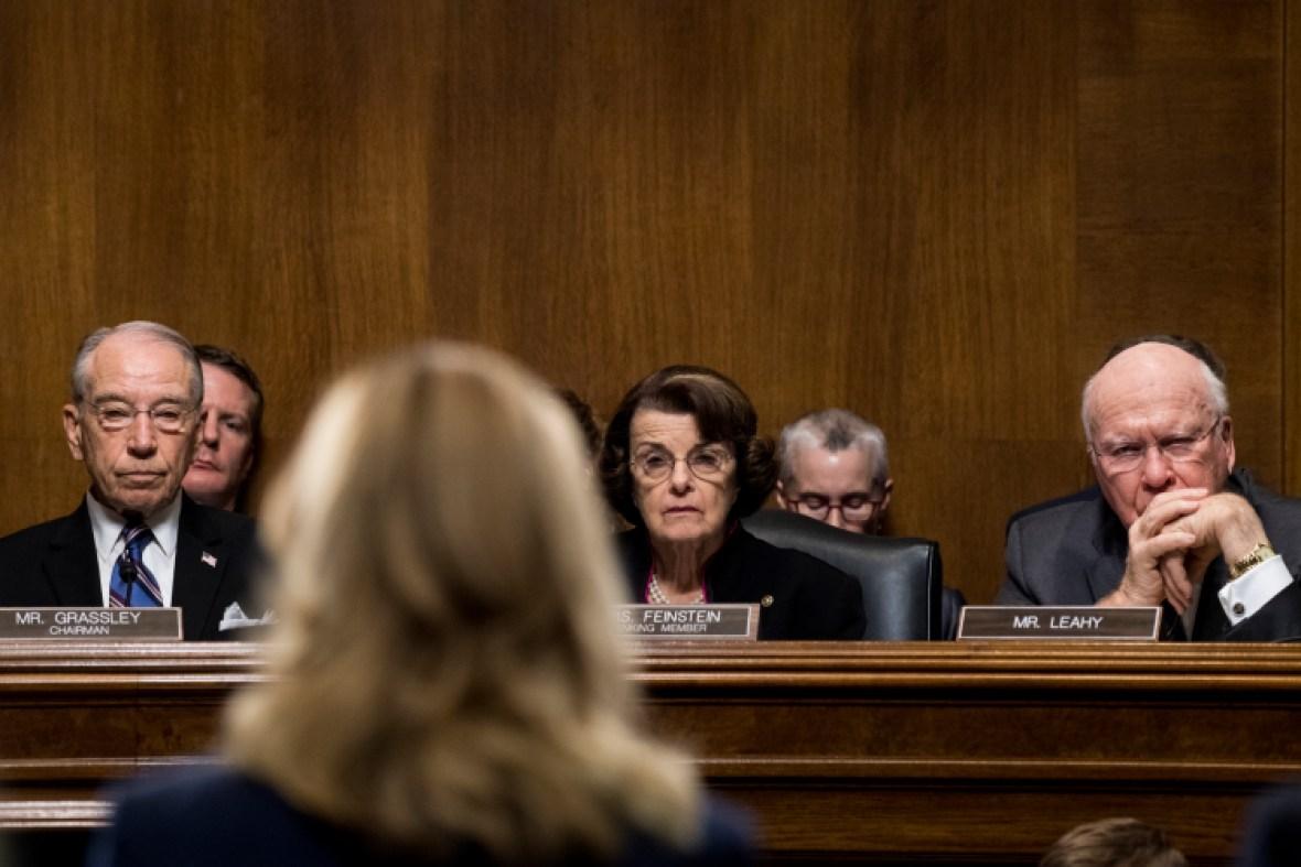 brett kavanaugh supreme court confirmation hearings senate testimony