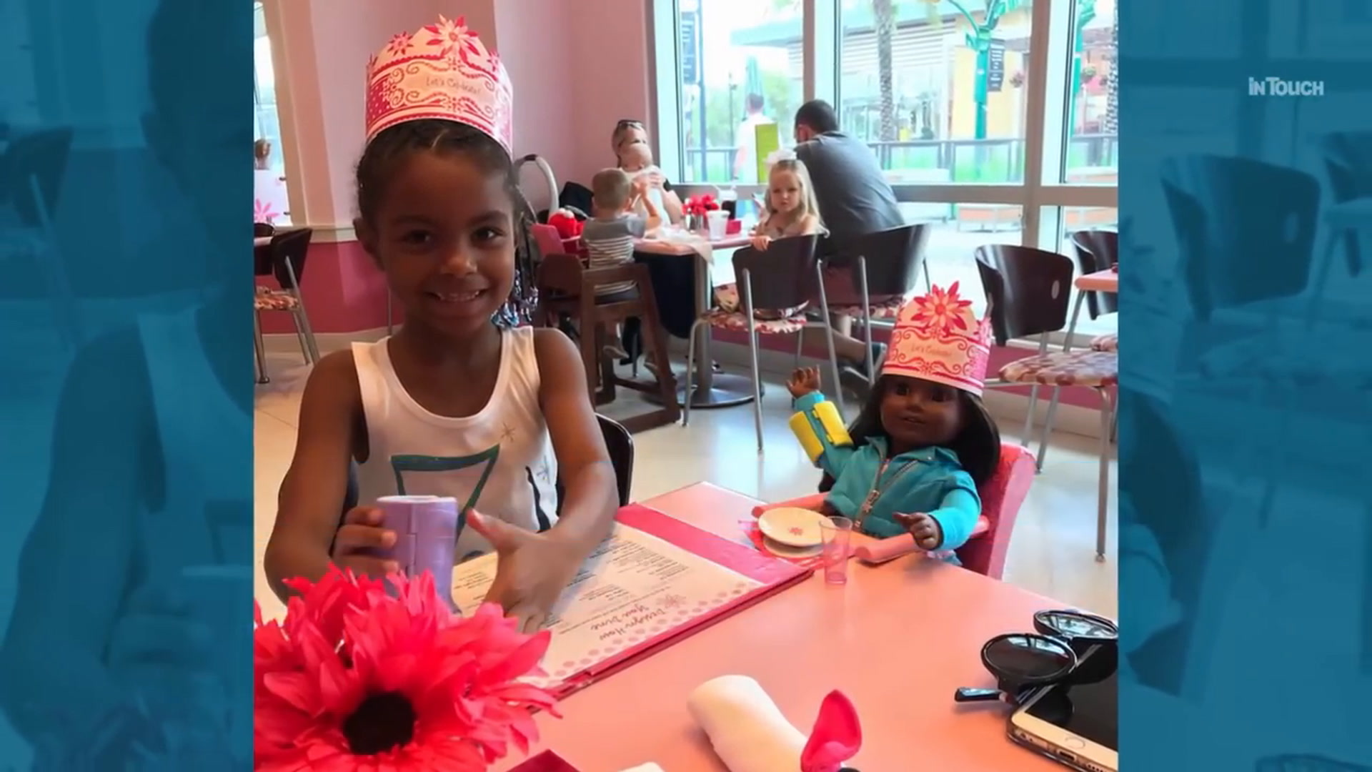 Briana DeJesus Celebrates Nova's 7th Birthday With Baby Daddy