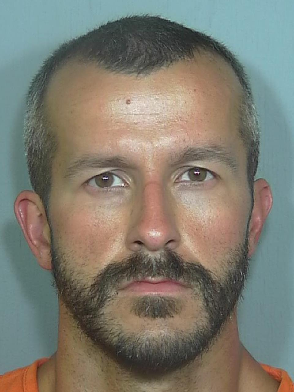 chris watts mug shot