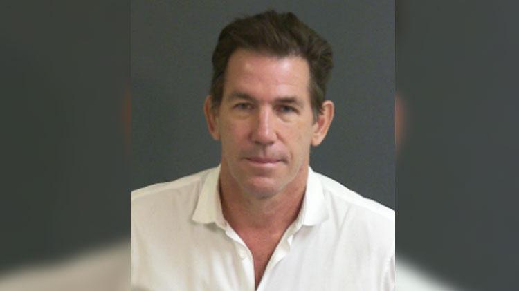 Thomas ravenel arrested